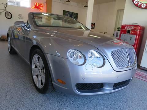2007 Bentley Continental for sale at Milpas Motors in Santa Barbara CA