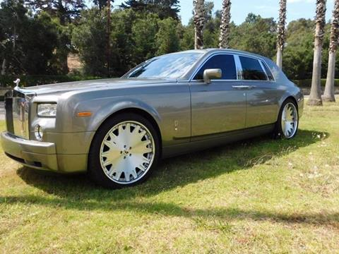 2004 Rolls-Royce Phantom for sale at Milpas Motors in Santa Barbara CA