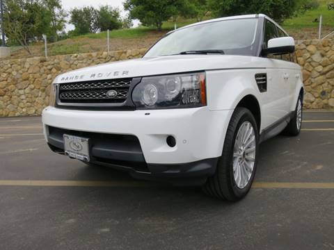 2012 Land Rover Range Rover Sport for sale at Milpas Motors in Santa Barbara CA