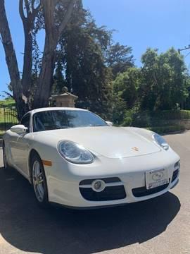 2008 Porsche Cayman for sale in Santa Barbara, CA
