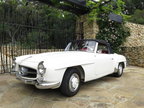 1959 Mercedes-Benz 190-Class for sale in Santa Barbara, CA