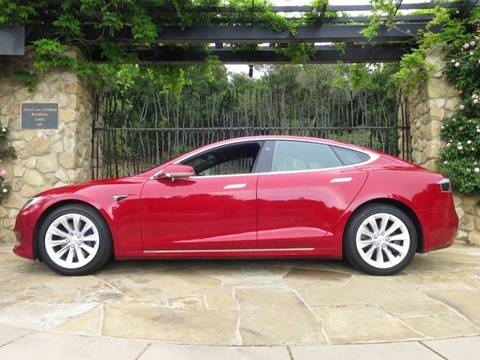 Tesla Model S For Sale in Santa Barbara, CA - Milpas Motors Auto Sales