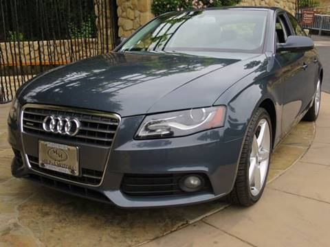 2011 Audi A4 for sale at Milpas Motors in Santa Barbara CA