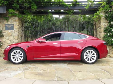 2017 Tesla Model S for sale at Milpas Motors in Santa Barbara CA