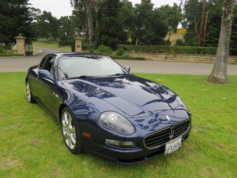 2005 Maserati Coupe for sale at Milpas Motors in Santa Barbara CA