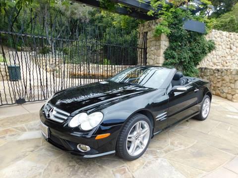 2007 Mercedes-Benz SL-Class for sale at Milpas Motors in Santa Barbara CA