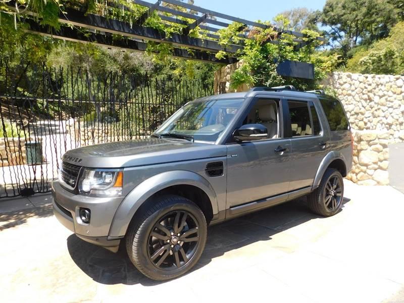 2014 Land Rover LR4 for sale at Milpas Motors in Santa Barbara CA