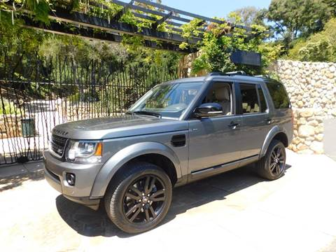 2014 Land Rover LR4 for sale at Milpas Motors in Santa Barbara CA
