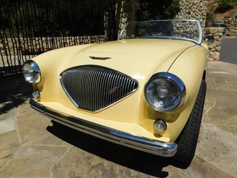 1956 Austin-Healey 100 for sale at Milpas Motors in Santa Barbara CA