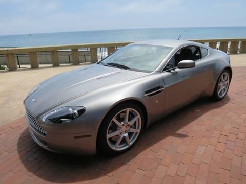 2006 Aston Martin V8 Vantage for sale in Santa Barbara, CA