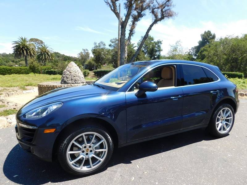 2016 Porsche Macan for sale at Milpas Motors in Santa Barbara CA