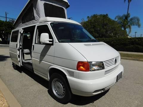 2002 Volkswagen EuroVan for sale at Milpas Motors in Santa Barbara CA