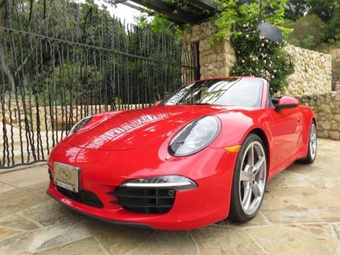 2015 Porsche 911 for sale at Milpas Motors in Santa Barbara CA