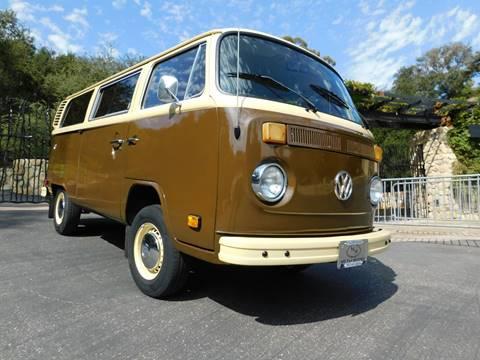 1978 Volkswagen Bus for sale at Milpas Motors in Santa Barbara CA
