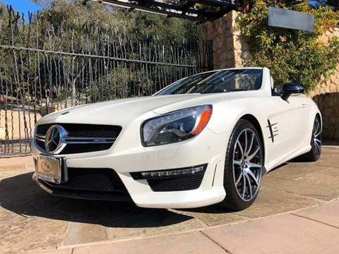 2016 Mercedes-Benz SL-Class for sale at Milpas Motors in Santa Barbara CA