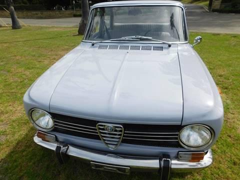 1969 Alfa Romeo Giulia for sale at Milpas Motors in Santa Barbara CA