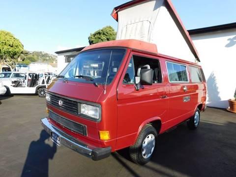 1987 Volkswagen Vanagon for sale in Santa Barbara, CA