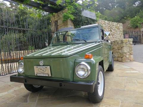 1974 Volkswagen Thing for sale in Santa Barbara, CA