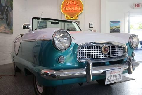 1957 Nash Metropolitan for sale in Santa Barbara, CA