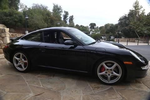 2006 Porsche 911 for sale at Milpas Motors in Santa Barbara CA