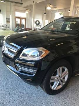 2015 Mercedes-Benz GL-Class for sale at Milpas Motors in Santa Barbara CA