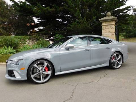 2017 Audi RS 7 for sale at Milpas Motors in Santa Barbara CA