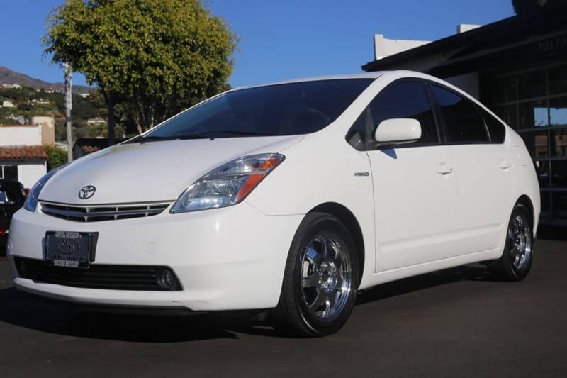 2007 Toyota Prius for sale at Milpas Motors in Santa Barbara CA