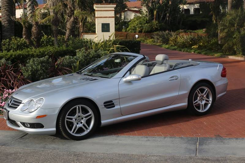 2006 Mercedes-Benz SL-Class for sale at Milpas Motors in Santa Barbara CA