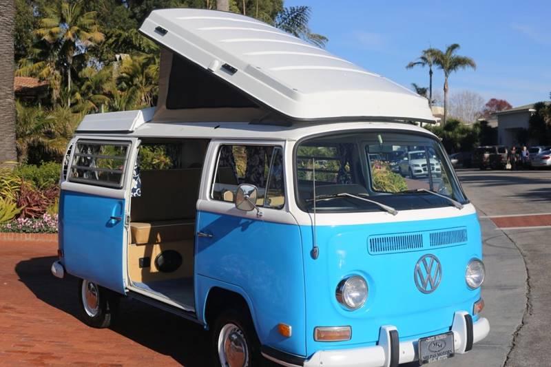 1971 Volkswagen Bus for sale at Milpas Motors in Santa Barbara CA
