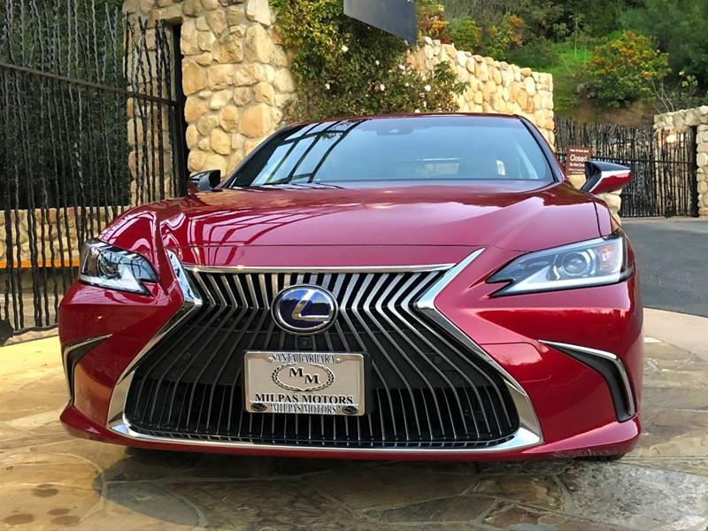 2019 Lexus ES 300h for sale at Milpas Motors in Santa Barbara CA