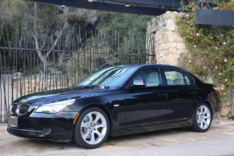 2009 BMW 5 Series for sale at Milpas Motors in Santa Barbara CA