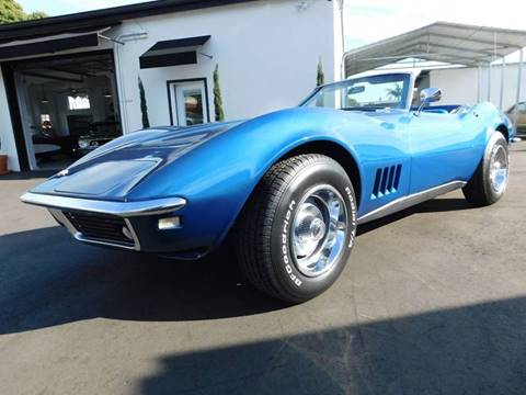 1968 Chevrolet Corvette for sale at Milpas Motors in Santa Barbara CA