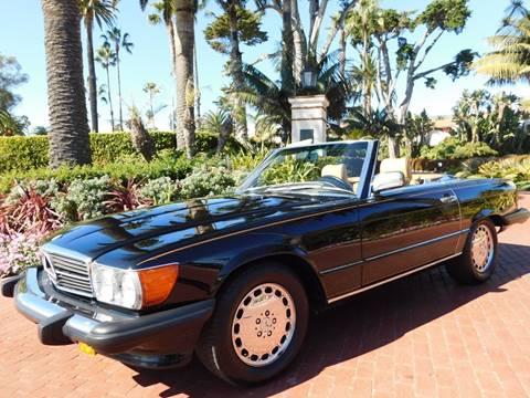 1989 Mercedes-Benz 560-Class for sale at Milpas Motors in Santa Barbara CA