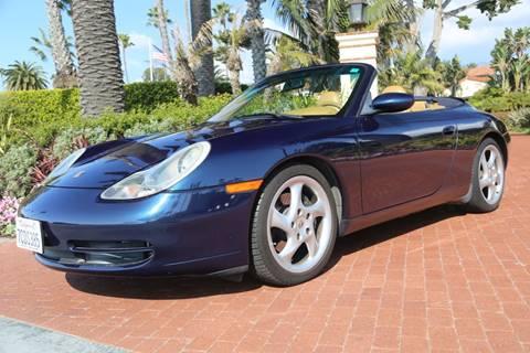 2000 Porsche 911 for sale at Milpas Motors in Santa Barbara CA
