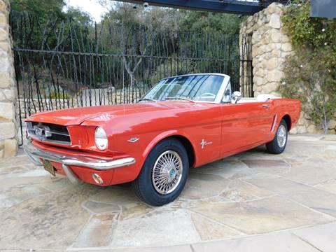 1965 Ford Mustang for sale at Milpas Motors in Santa Barbara CA