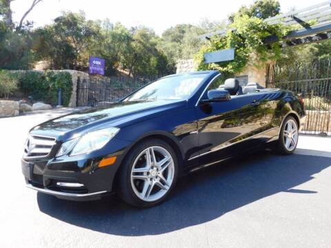 2012 Mercedes-Benz E-Class for sale at Milpas Motors in Santa Barbara CA