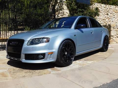 2008 Audi RS 4 for sale at Milpas Motors in Santa Barbara CA