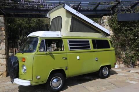 1978 Volkswagen Bus/westfalia for sale at Milpas Motors in Santa Barbara CA