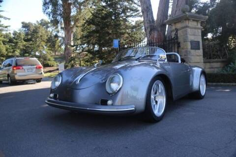 1957 Porsche 356 Speedster for sale at Milpas Motors in Santa Barbara CA
