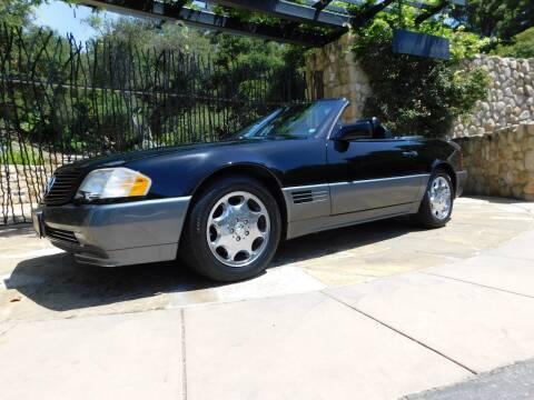 1995 Mercedes-Benz SL-Class for sale at Milpas Motors in Santa Barbara CA