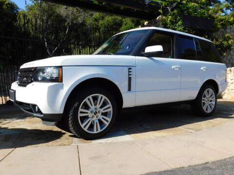 2012 Land Rover Range Rover for sale at Milpas Motors in Santa Barbara CA