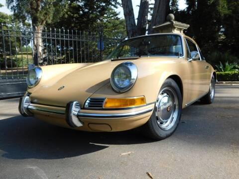 1969 Porsche 912 for sale at Milpas Motors in Santa Barbara CA