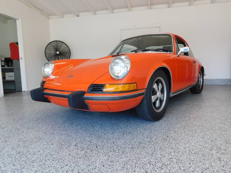 1973 Porsche 911 for sale at Milpas Motors in Santa Barbara CA