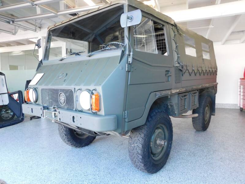 1979 Styer Pinzgauer for sale at Milpas Motors in Santa Barbara CA