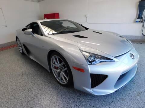 2012 Lexus LFA for sale at Milpas Motors in Santa Barbara CA
