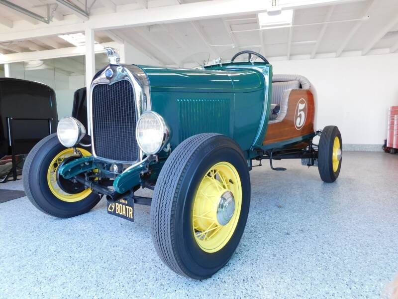 1929 Ford Model A for sale at Milpas Motors in Santa Barbara CA