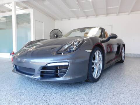 2013 Porsche Boxster for sale at Milpas Motors in Santa Barbara CA