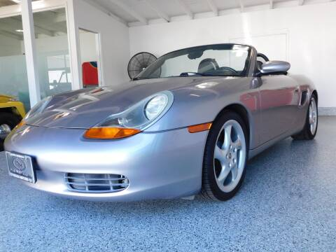 2001 Porsche Boxster for sale at Milpas Motors in Santa Barbara CA
