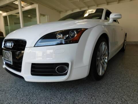 2013 Audi TT for sale at Milpas Motors in Santa Barbara CA