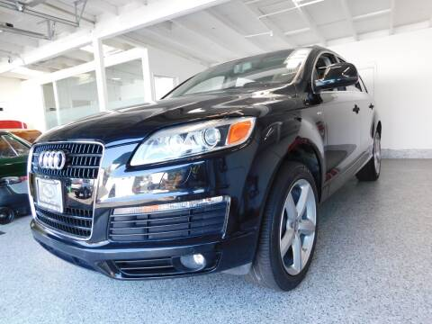 2009 Audi Q7 for sale at Milpas Motors in Santa Barbara CA